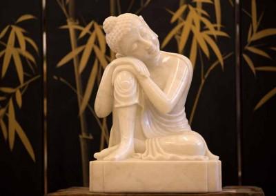 Dreaming Buddha, Marmor