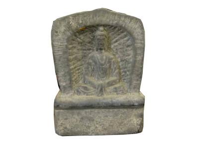 Cave-Buddha