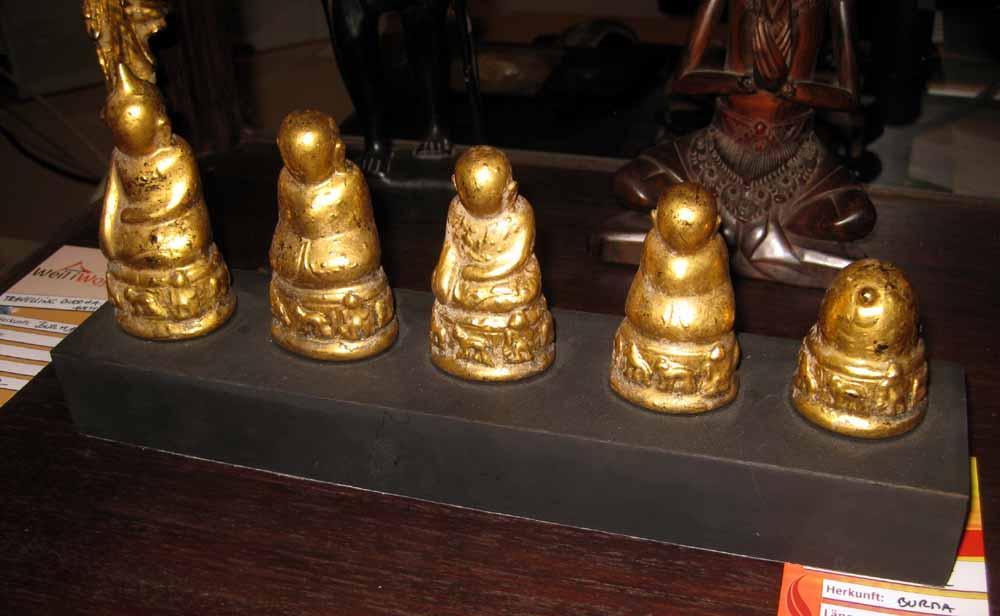 Buddhas Genese