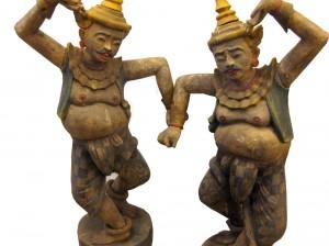 tempeltänzer burma