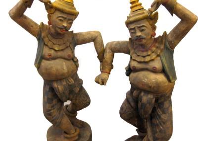 Tempeltänzer, Burma