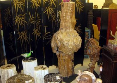 Knollenskulptur