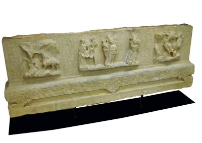 Antikes Relief
