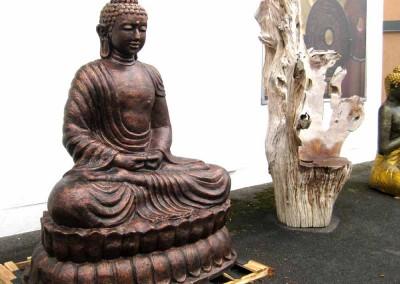 Riesiger Buddha