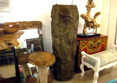 Riesengrosse Vase