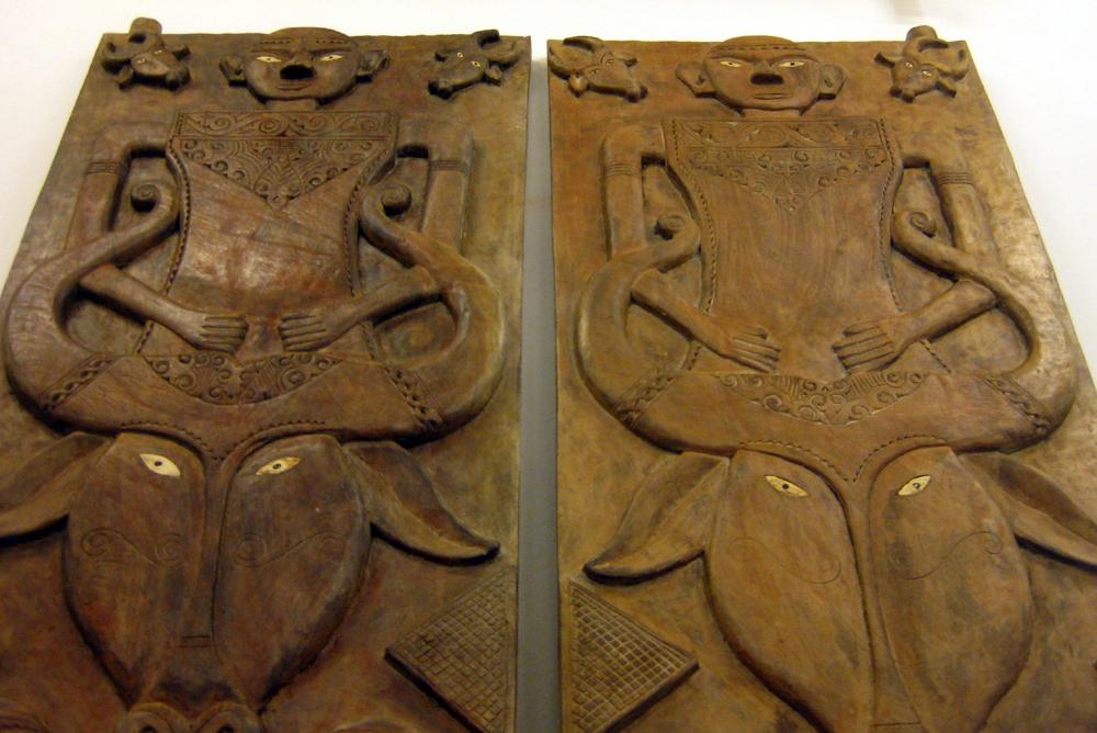 Doppeltür