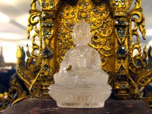 kristallbuddha