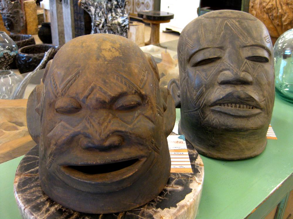 Makonde – Masken