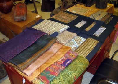 Antike Textilien