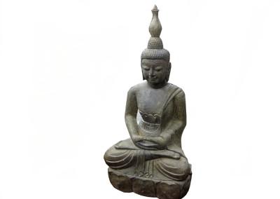 Erleuchteter Buddha
