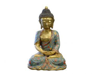 Buddha Cloisonne