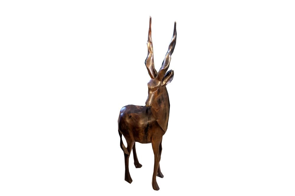 Antilope, Ebenholz