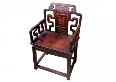 Antiker Sessel, China