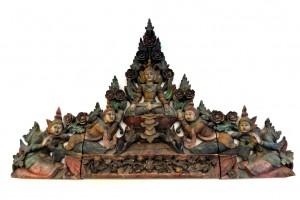 tempelrelief