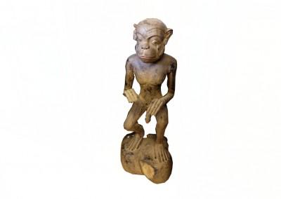 Männlicher Affe, antik