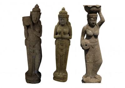 Devi Sri, Lavastein