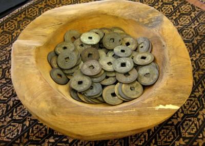 Antike Glücksmünzen