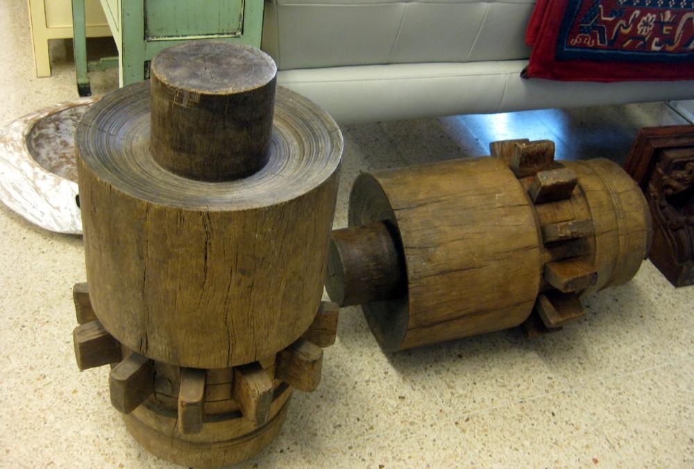 Mühlenräder