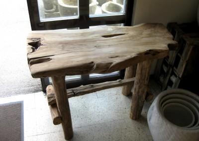 Teak-Tisch
