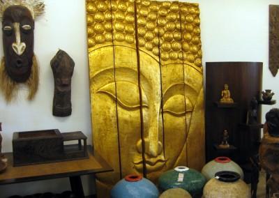Buddha-Gesicht XXL