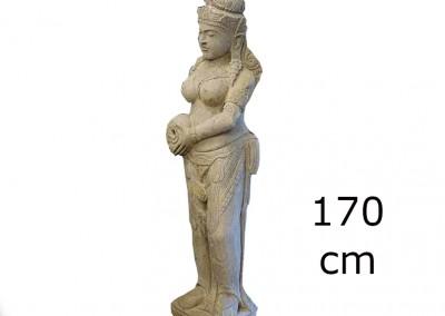 Göttin Devi Sri
