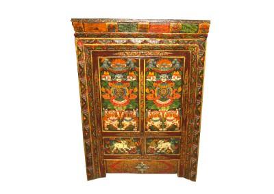 Tibetischer Schrank