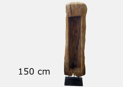 Becken-Skulptur