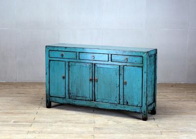 Dong-Bei Kommode blau