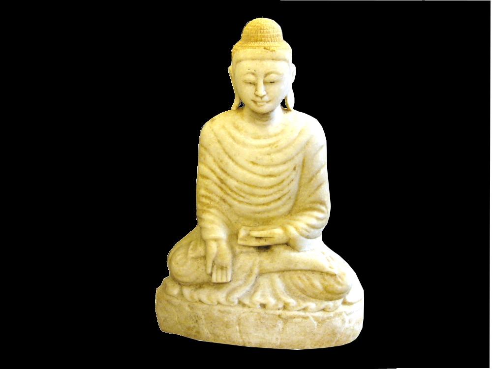 Marble Buddha, Burma