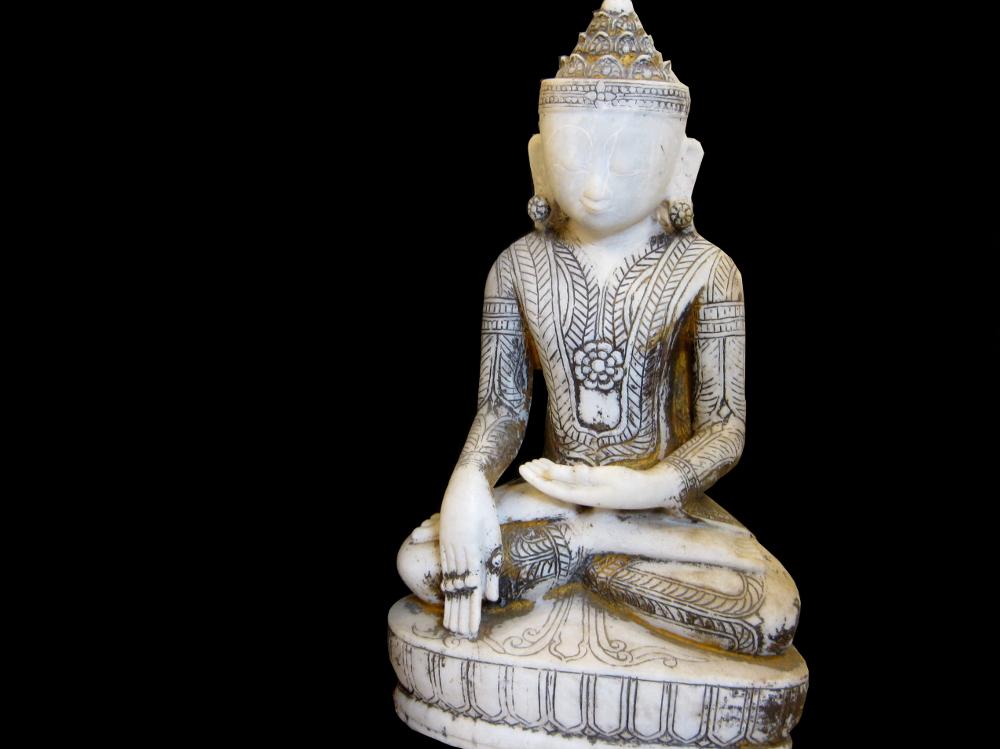 Buddha Marmor, Burma