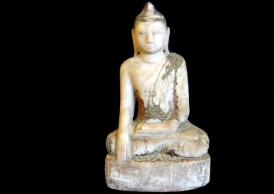 Alter Buddha, Marmor
