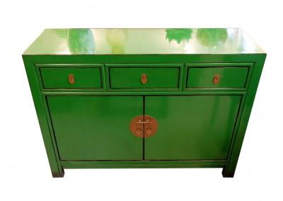 China Kommode grün