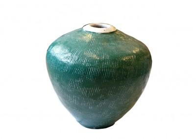 Bodenvase Porzellan