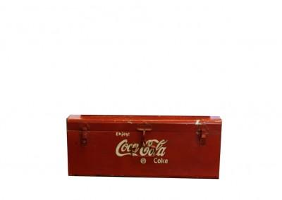 Original Cola-Kiste Indien
