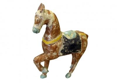 Bemaltes Pferd