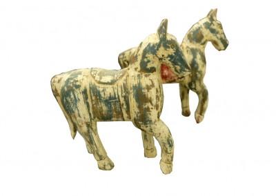 Pferde Indien