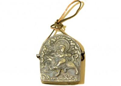 Shiva-Amulett aus Nepal
