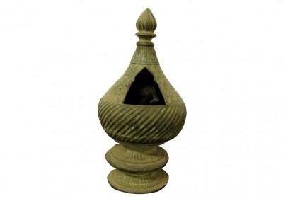 Hohle Shiva-Stupa
