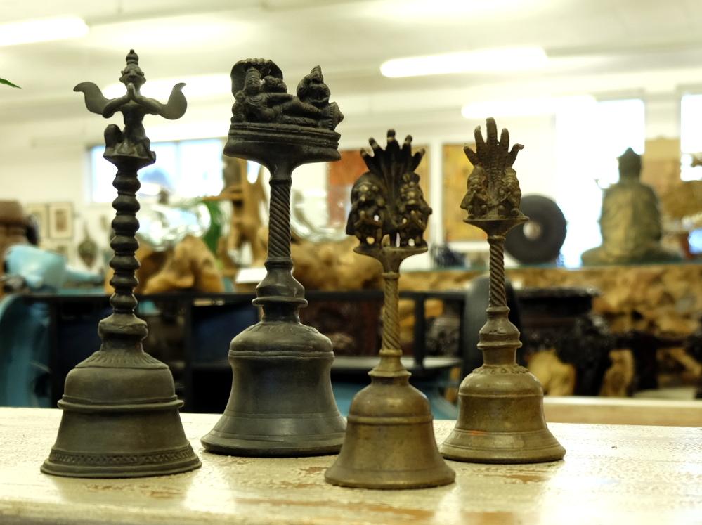 Antike Glocken, Nepal