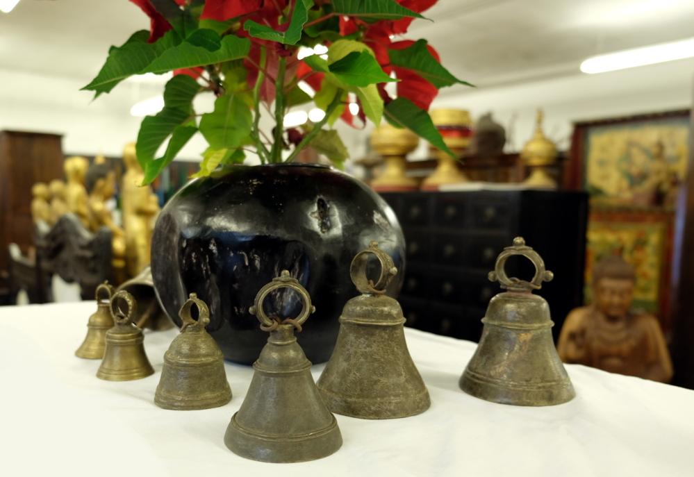 Antike Glöckchen, Nepal