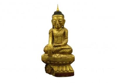 Antiker Buddha