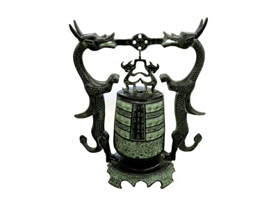 Drachenglocke Bronze