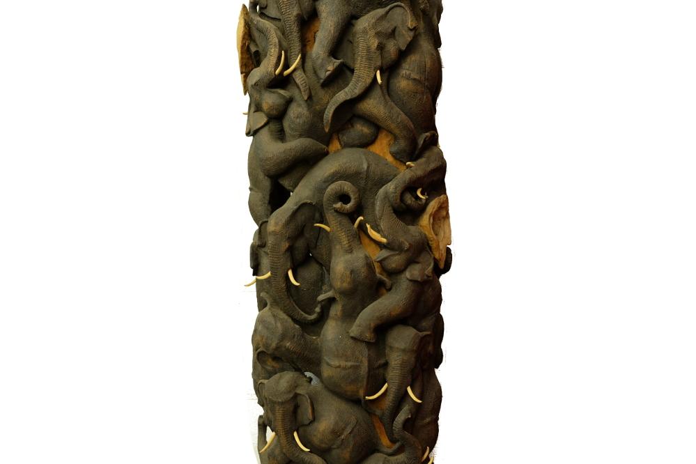 Elefantensäule – 265 cm