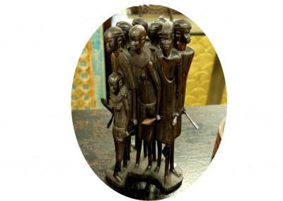 Ebenholzgruppe, Afrika
