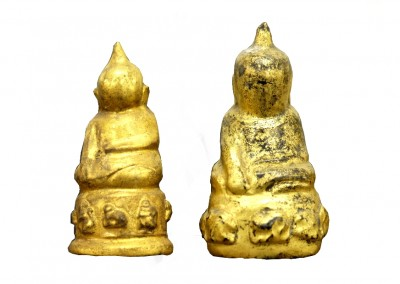 Buddhas Genese, Burma