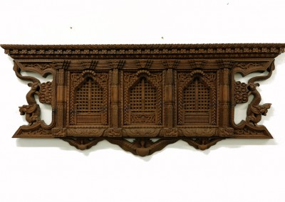 Relief aus Nepal