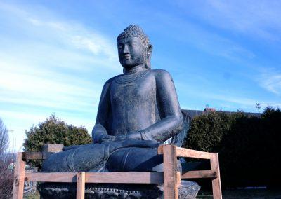 Buddha, frostsicher