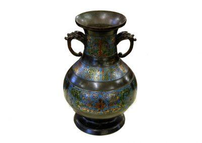 Cloisonne-Vase