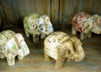 Kleine Glückselefanten