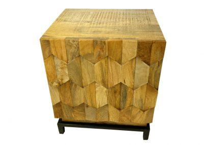 Kästchen mit Holztür